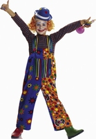 Burda naaipatroon, clown, maat